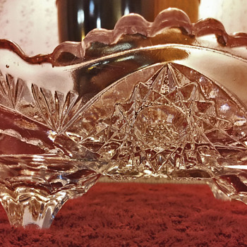 Great Grandmother's Dish - Glassware