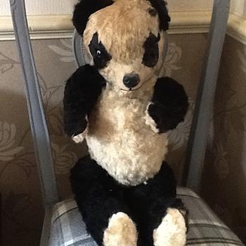 My new panda