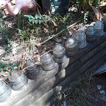 a bucketful of insulators - Tools and Hardware