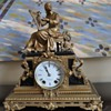 An old ? pre 1850 clock.