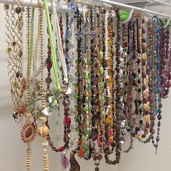 My head is spinning! - Costume Jewelry