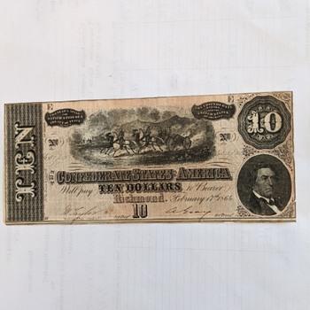 Professor - US Paper Money