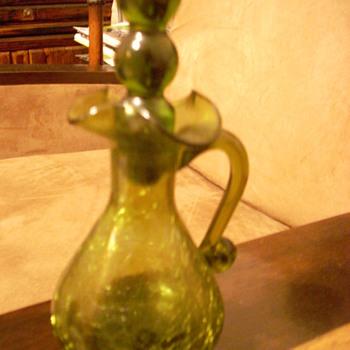 Crack glass Decanter - Bottles