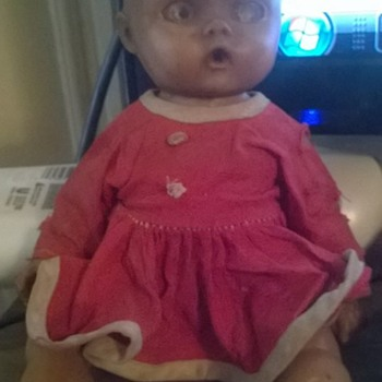 When was this doll made and by what name and company