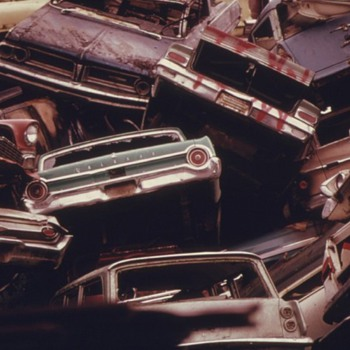 And they just junked them when done... - Classic Cars