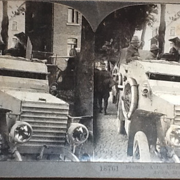 French Auto - Photographs