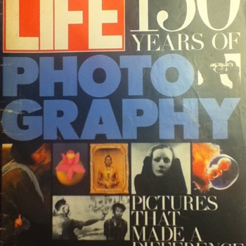 Life Magazine: 150 Years of Photography - Paper