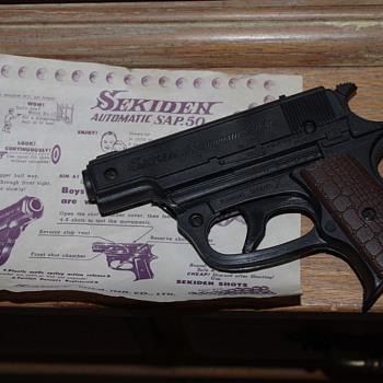 Sekiden toy gun - Toys