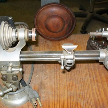 Jewelers lathe - Tools and Hardware