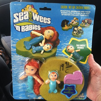 Sea Wees doll - Toys
