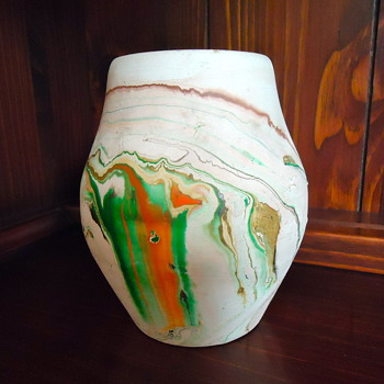 Nemadji Pottery:  Made in America, but NOT by Native Americans - Pottery