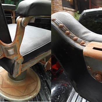 MODE CRAFT barber chair (part 2 of 2) - Furniture