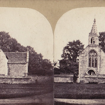 Chalfield Church - Wiltshire