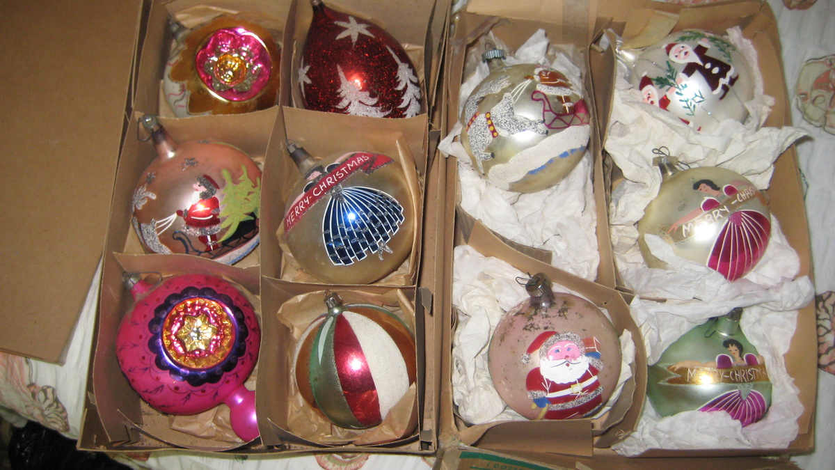 Vintage Christmas Ornments | Collectors Weekly