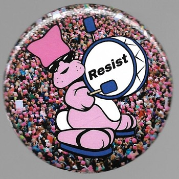 Woman's March Jan 21 2017 Resist
