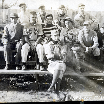 Go Team! 1909 - Baseball
