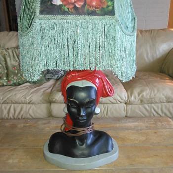 Lamp of a queen