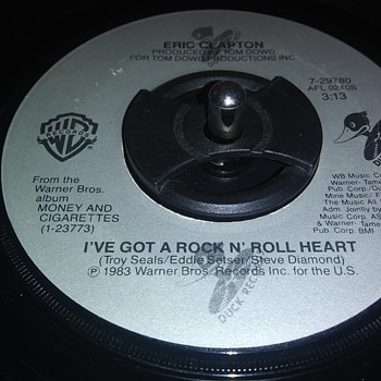 45 RPM SINGLE....#48 - Records