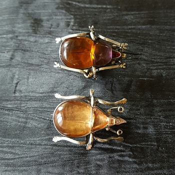Another one! Beetle bug !!! - Fine Jewelry