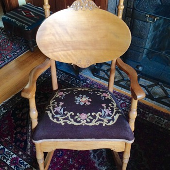 My Grandma's Rocking Chair
