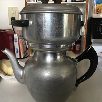 Wear Ever Coffee Pot - Kitchen