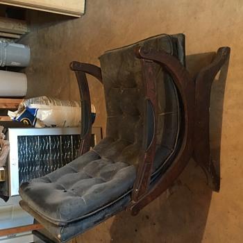 Grandparents' chair