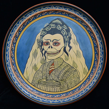 Fridamania and Mexicanidad - Pottery