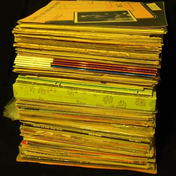 Part Of My Sheet Music Collection! - Music Memorabilia