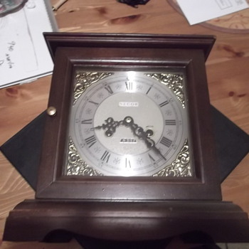 Necor Mantel Clock Info Needed.