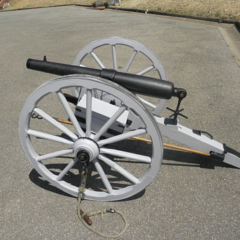 Whitworth Two pounder - Military and Wartime