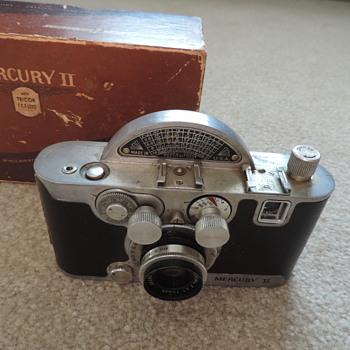 Vintage-Mercury-II-CX-27  - Cameras