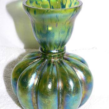 Oil Spot or... - Art Glass