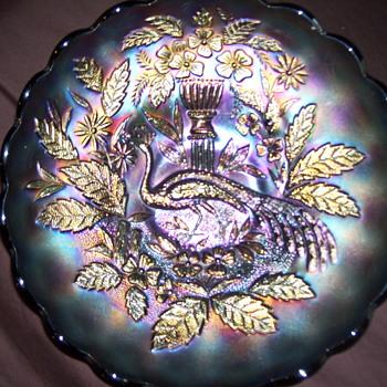 vintage northwood  - Glassware
