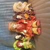 vintage bisque foam/rope dolls
