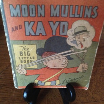 Big Little Books: Moon Mullins and Ka yo - Books