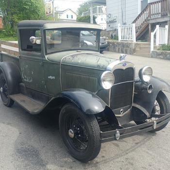 1930 Ford Truck - Classic Cars