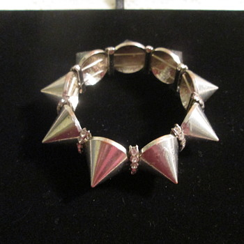 Madonna's Bra, Empty Butterfly, Paste Something or Other - Costume Jewelry
