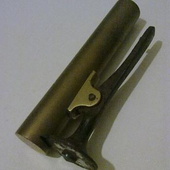 Dixon cartridge tool. - Tools and Hardware
