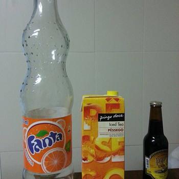Garrafa Fanta  - Bottles
