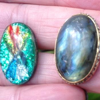 Silver Labradorite Ring - Fine Jewelry