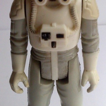 Star Wars Vintage Loose ESB AT-AT Driver  - Toys