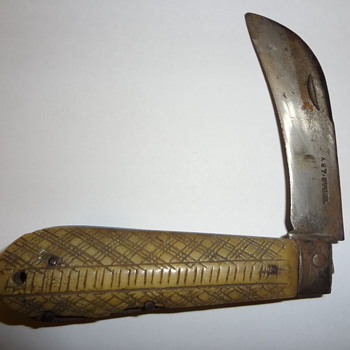 Folding Knife  - Tools and Hardware