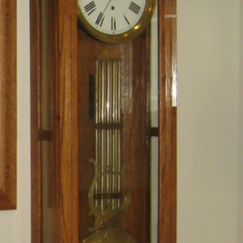 Waterbury Jeweler's Regulator - Clocks