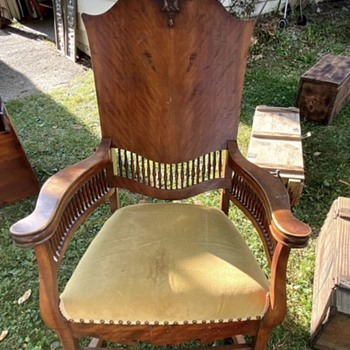 Help identifying  - Furniture