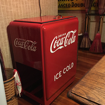 Coca-Cola Junior Ice Cooler - Coca-Cola