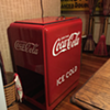 Coca-Cola Junior Ice Cooler