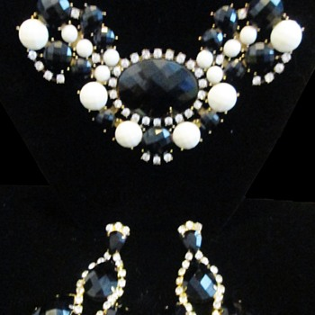 Bling-y necklaces - Costume Jewelry