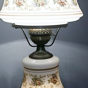 Quoizel Lamps or Reproduction?