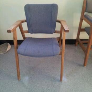 Mid Century Chair Find