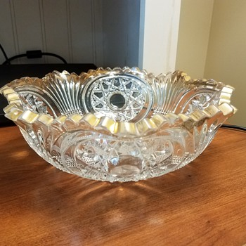Need help with Aunt Allie's bowl - Glassware